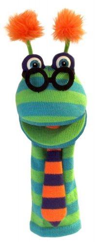 Socken Handschuhpuppe Dylan von The Puppet Company