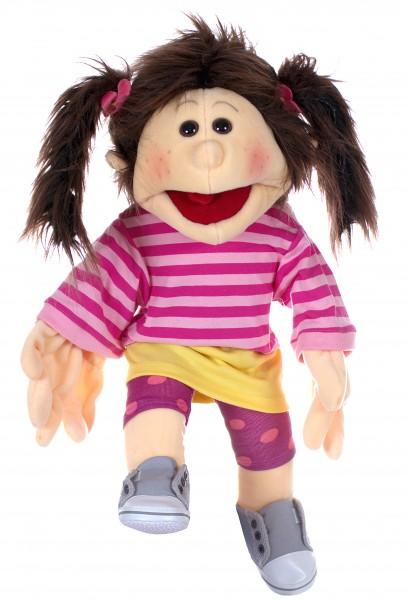 Handpuppe kleine Finja 45cm Living Puppets