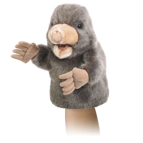 Folkmanis Handpuppe Kleiner Maulwurf