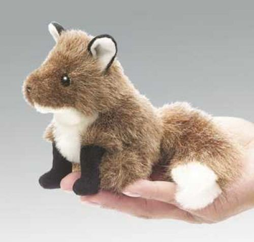 Folkmanis Fingerpuppe Mini Fuchs