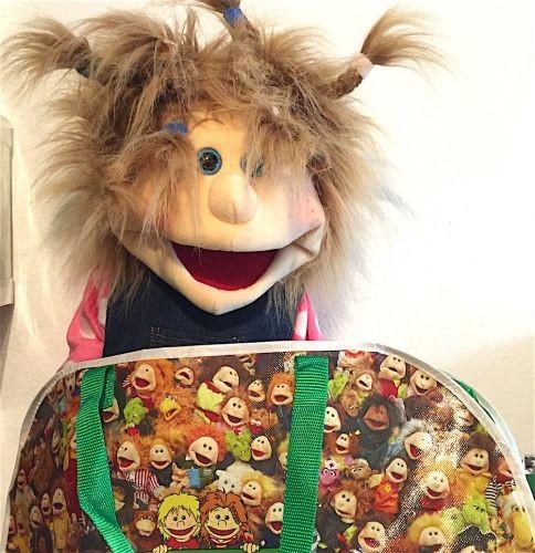 Living Puppets Tasche