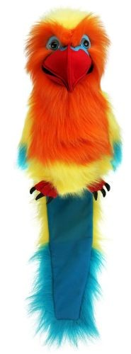 Handpuppe Love Bird von The Puppet Company