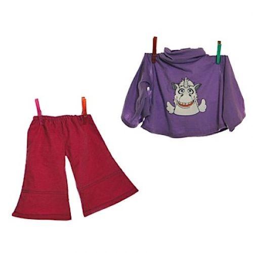 Living Puppets Kleidungsset W583 für die 65cm Puppen