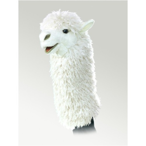 Folkmanis Armspielpuppe Alpaca