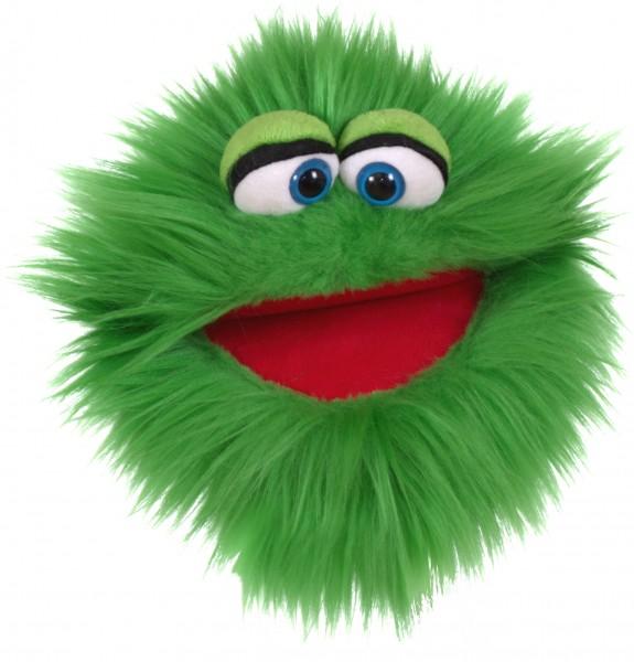 Living Puppets Handpuppe grünes Plappermaul