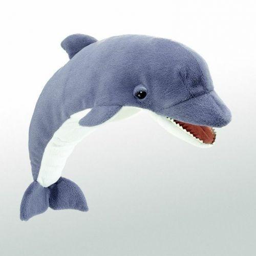Folkmanis Handpuppe Delfin