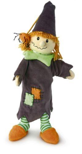 Handpuppe freundliche Hexe von Egmont Toys