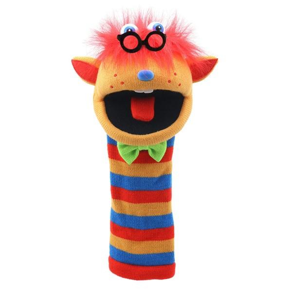 Socken Handschuhpuppe Humphrey von The Puppet Company