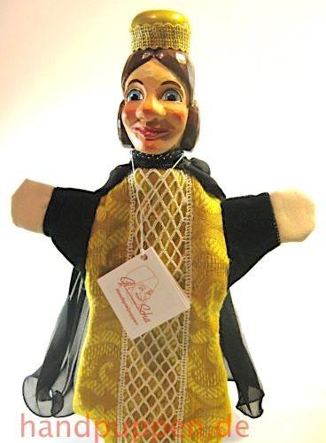 GiScha Kasperlefigur Königin 35cm