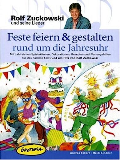 Buch Feste feiern & gestalten rund um die Jahresuhr