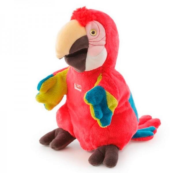 Handpuppe Papagei von Trudi