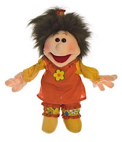 Living Puppets Handpuppe kleine Nanni 45cm
