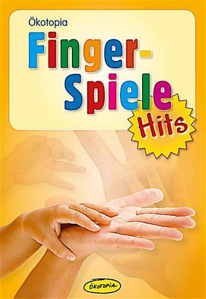 Buch Fingerspiele-Hits