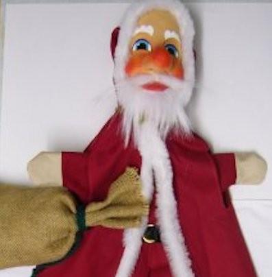 Weihnachtsmann von GiScha 55cm