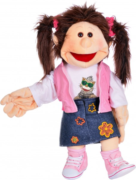 Handpuppe Monique 65cm Living Puppets