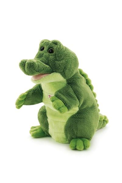 Trudi Krokodil HAndpuppe