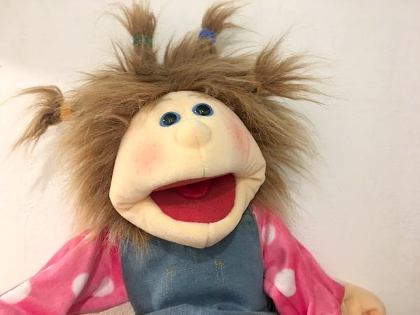 Living Puppets Handpuppe kleine Ilselotte Keksberg 45cm