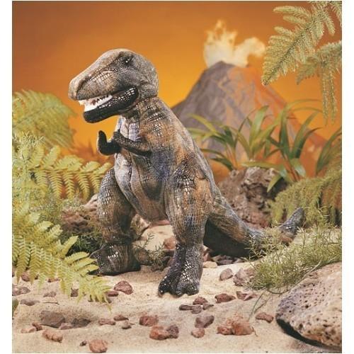 Folkmanis Handpuppe T-Rex / Small Tyrannosaurus Rex