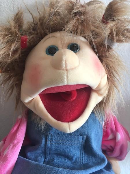 Living Puppets Handpuppe Ilselotte Keksberg 65cm