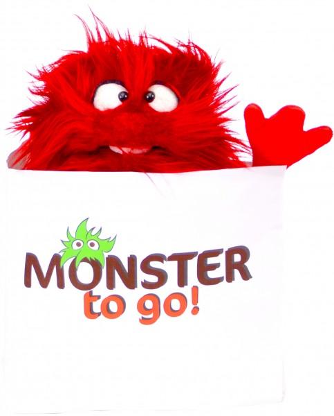 Living Puppets Handpuppe Monster Zausel W775