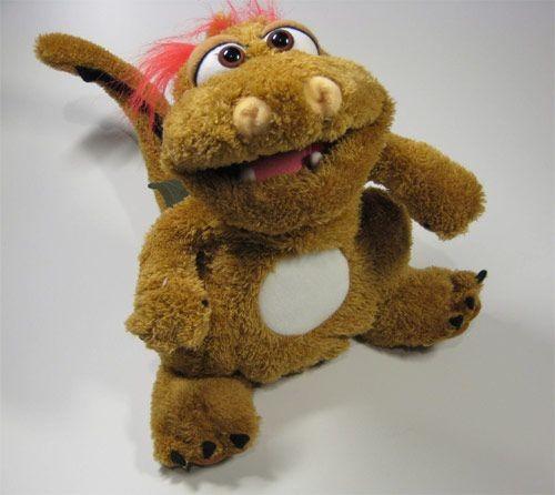 Living Puppets Olli das Drachenbaby