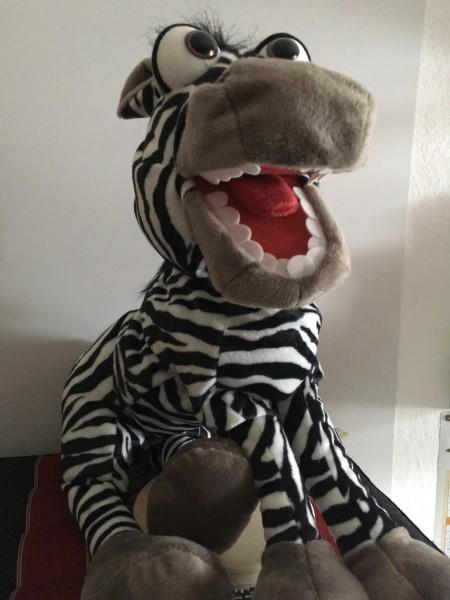Living Puppets Handpuppe Tigerpferdchen