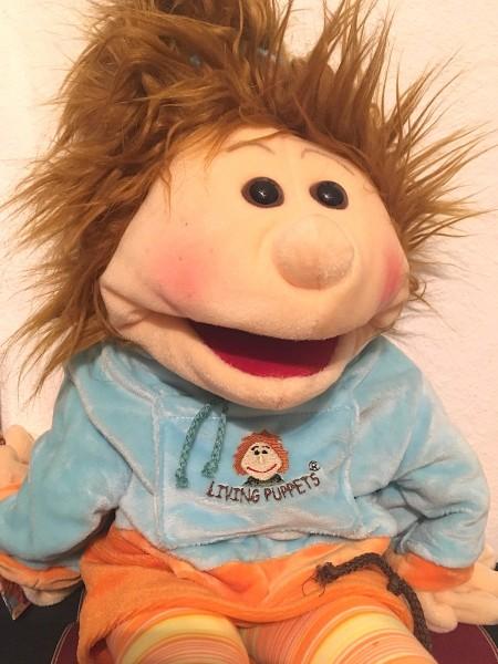 Living Puppets Handpuppe Gretchen 45cm