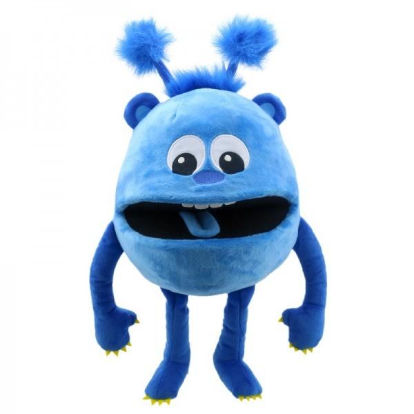 Baby Monster blau The Puppet Comopany