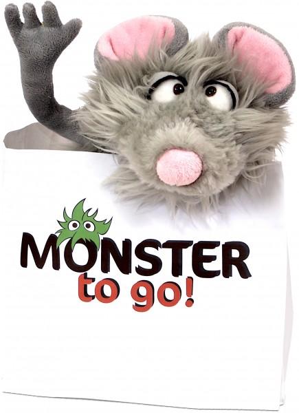 Living Puppets Handpuppe Monster Tüddel W779