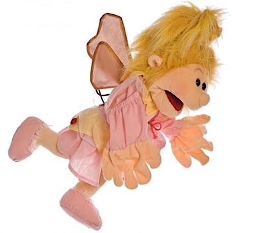 Living Puppets Handpuppe Felicia die Zauberfee 45cm