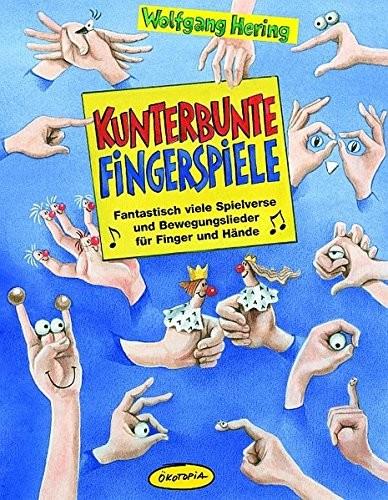 Buch Kunterbunte Fingerspiele