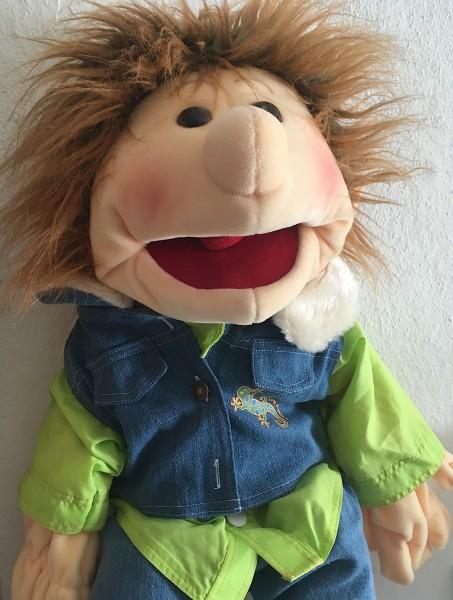 Living Puppets Handpuppe Gerrit 65cm