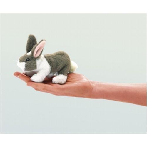 Folkmanis Fingerpuppe Mini Häschen