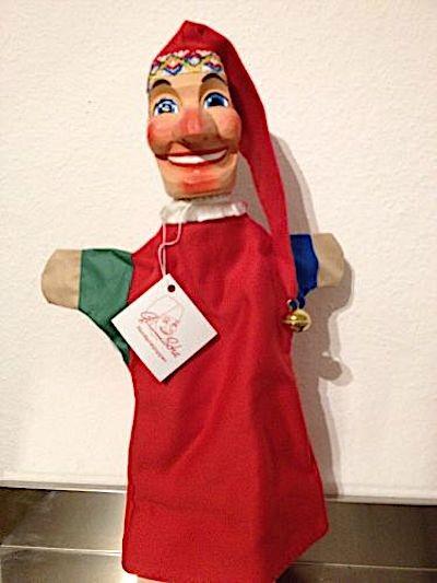 Gischa Kasperle rot 35cm