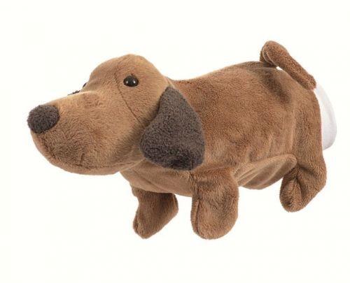 Handpuppe Hund Edward von Egmont Toys