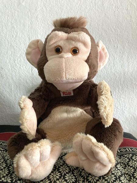 Handpuppe Affe von Trudi