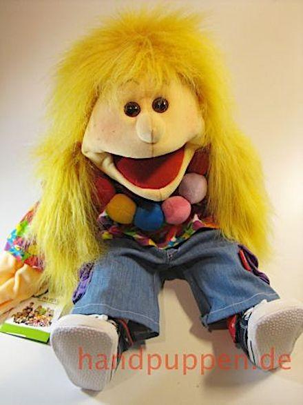 Living Puppets Handpuppe Tessa 65cm