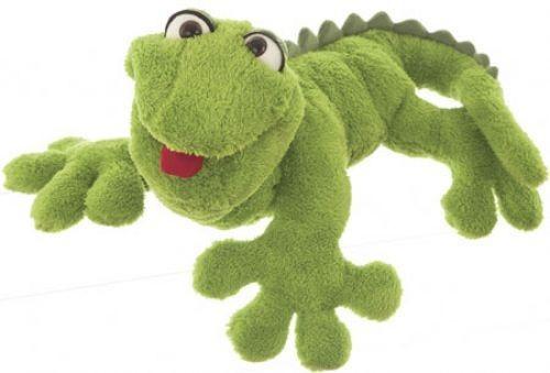 Living Puppets Handpuppe Gecko Giovanni