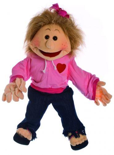 Living Puppets Handpuppe Paula 65cm