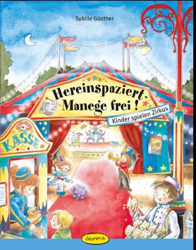 Buch Hereinspaziert - Manege frei!