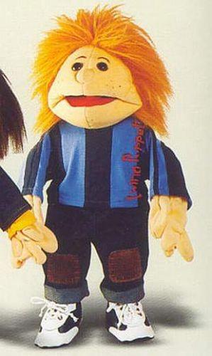 Living Puppets Handpuppe kleiner Louis 45cm