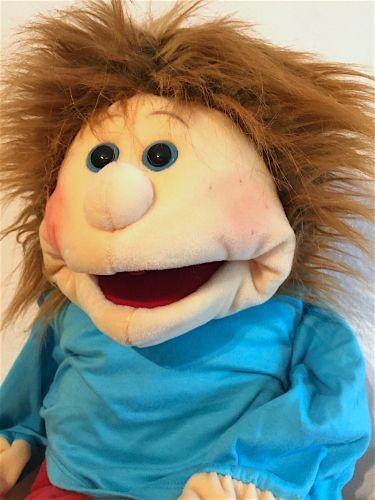 Living Puppets Handpuppe Sean 65cm
