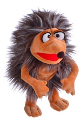 Living Puppets Handpuppe Igel Herr Waldmeister