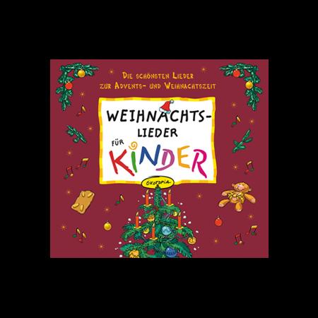 CD - Weihnachtslieder für Kinder