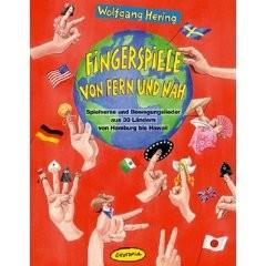 Buch - Fingerspiele von fern und nah