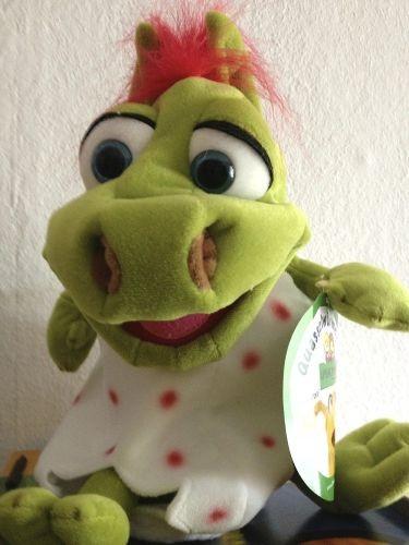 Living Puppets Handpuppe Klein Gregor im Ei