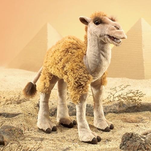 Folkmanis Handpuppe Kamel