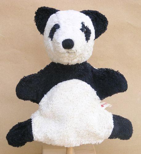 Handpuppe Panda von Kallisto