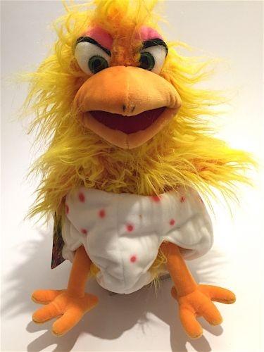 Living Puppets Handpuppe Küken Piri im Ei