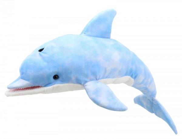 Handpuppe großer Delfin von The Puppet Company